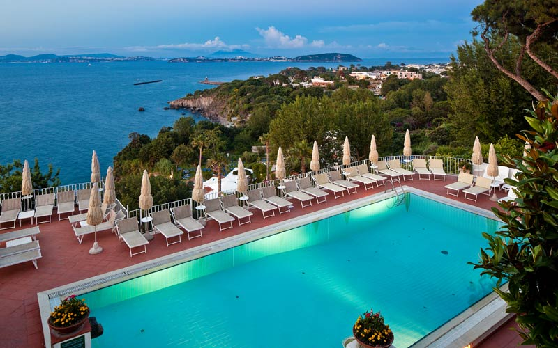 Hotel Le Querce 4 Star Hotels Ischia