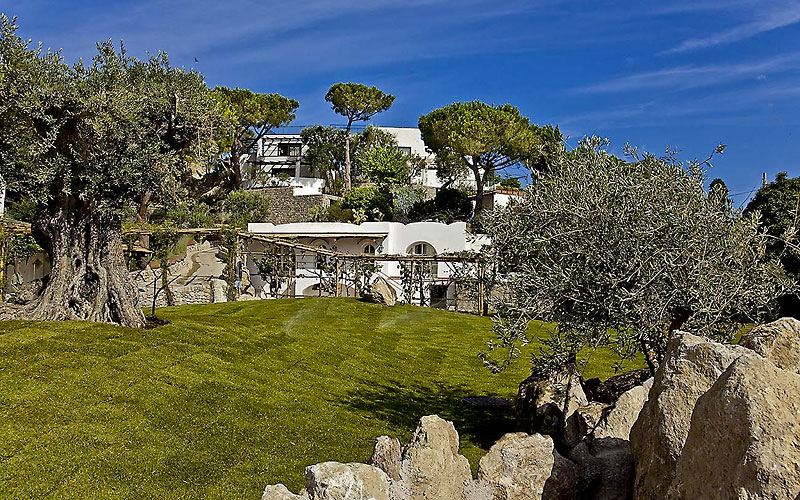 Garden & Villas Resort 4 Star Hotels Forio - Ischia