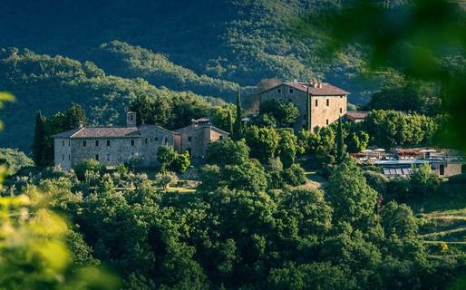 Rural romance... in Umbria