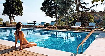 Hotel La Minerva Capri Natural Arch hotels