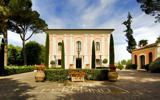 Logge del Perugino Resort 4 Star Hotels Città della Pieve