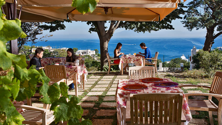 Capri Wine Hotel Hotel 3 Stelle Capri