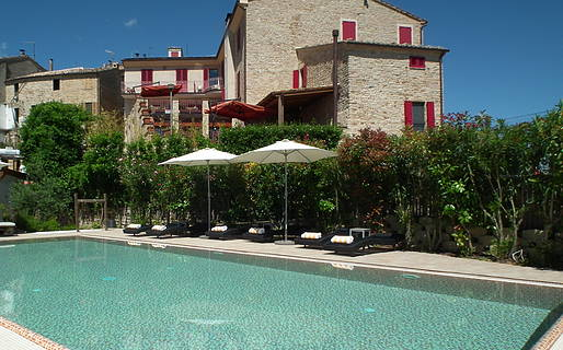 Hotel Leone Small Boutique Hotels Montelparo