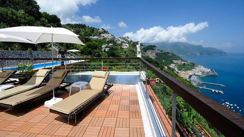 Le Palme B&B and Homes Amalfi