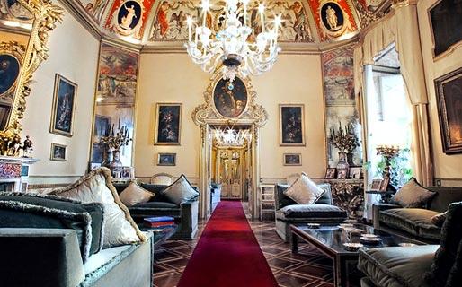 Residenza Ruspoli Bonaparte Luxury Suite e Penthouse Roma