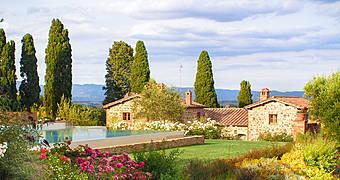 Villa San Sanino Montefollonico Val D'Orcia hotels