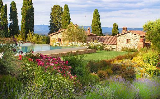 Villa San Sanino Historical Residences Montefollonico