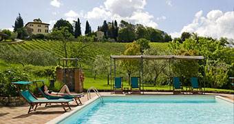 Villa di Monte Solare Tavernelle di Panicale Marsciano hotels