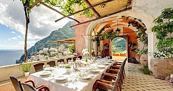 Villa San Giacomo Positano Conca Dei Marini hotels