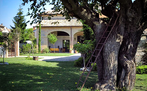 Villino di Porporano B&B and Homes Parma