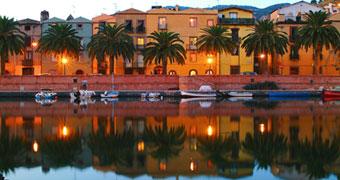 Corte Fiorita Bosa Stintino hotels