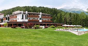 Grand Hotel Terme di Comano Comano Terme Madonna di Campiglio hotels