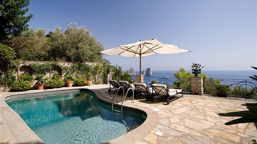 Villa Faraglioni Casas de Luxo Capri