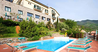 Villa Edera Moneglia S. Margherita Ligure hotels