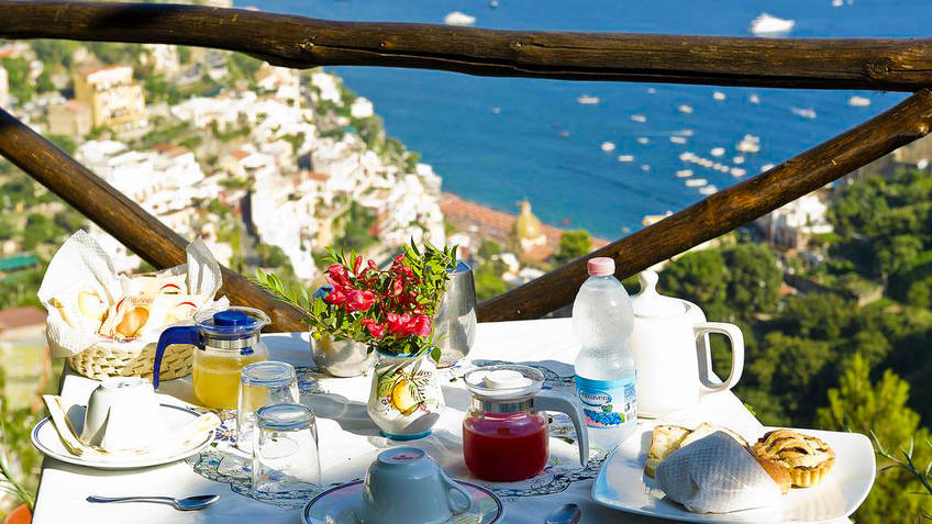 Le Nereidi B&B and Homes Positano