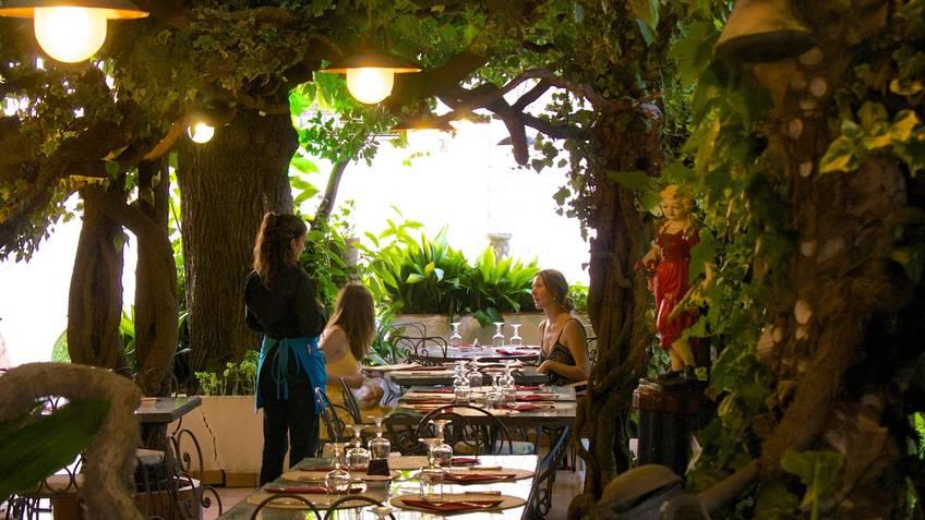 Il Solitario Restaurantes Anacapri