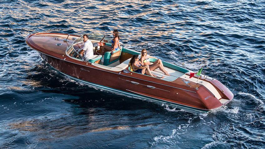 Ciro Capri Boats Excursions by sea Capri