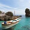 Bagni Tiberio Boats Capri