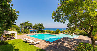 Villa Capricorno Ischia Ischia hotels