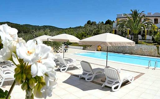Poggio di Luna Farmhouse Holidays Peschici