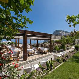 Panorama Capri
