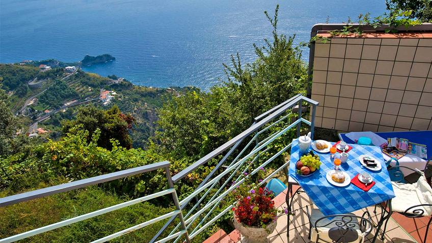Il Dolce Tramonto B&B and Homes Furore