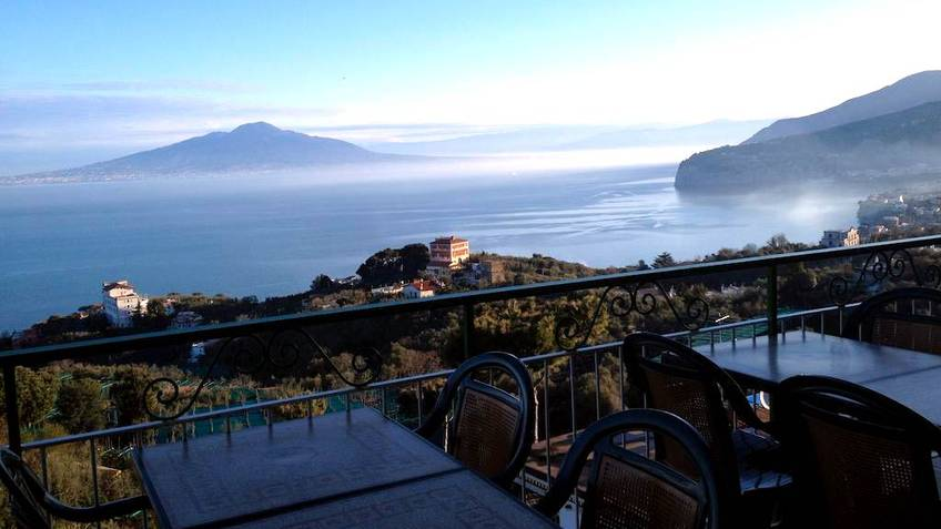 Il Nido 3 Star Hotels Sorrento
