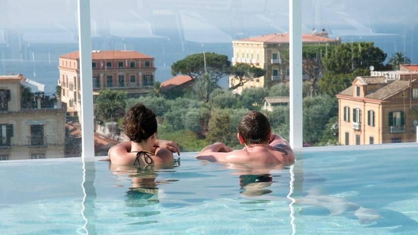 Sorrento Hotel Plaza 4 Star Hotels Sorrento