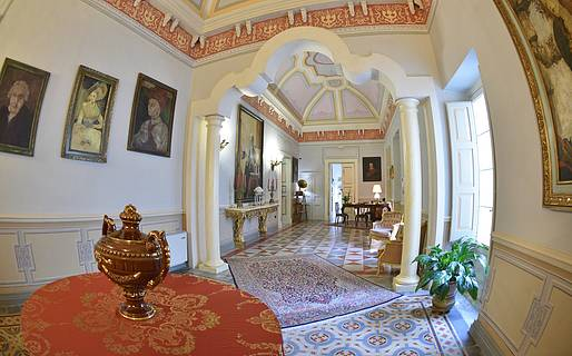 Palazzo De Castro Historical Residences Squinzano