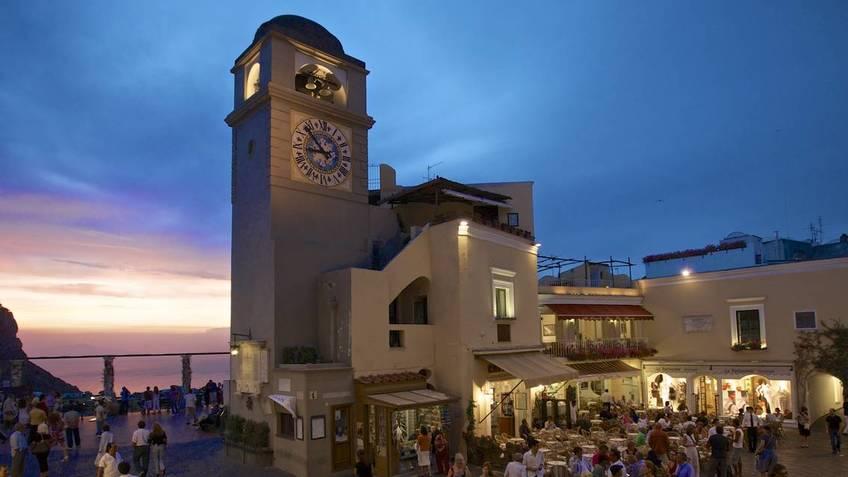 Città di Capri Luoghi e attività Capri