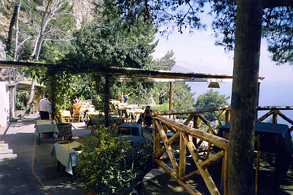 Le Grottelle Ristoranti Capri