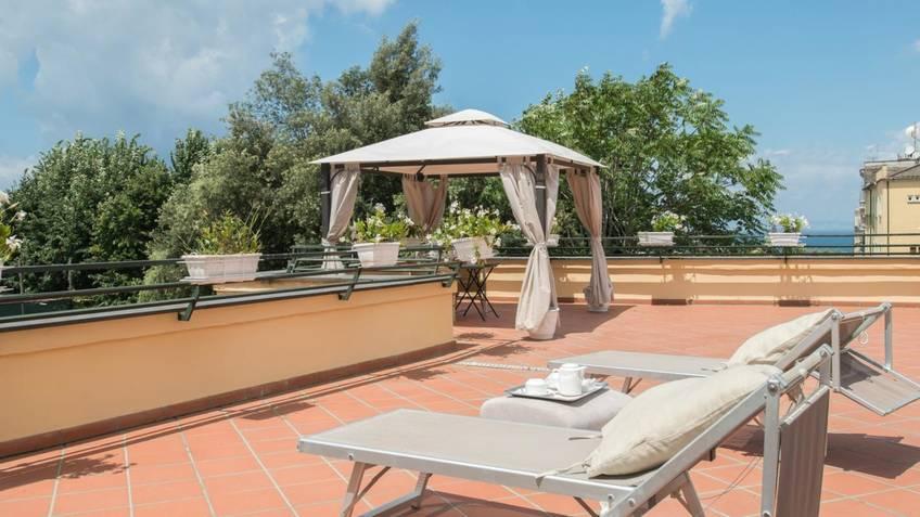 Hotel Capri Hotel 4 estrelas Sorrento