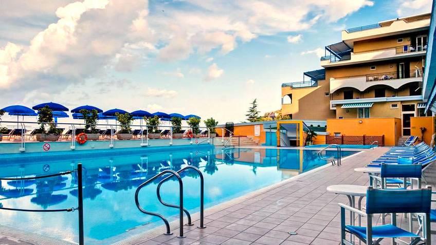 Best Western Hotel La Solara 4 Star Hotels Sorrento