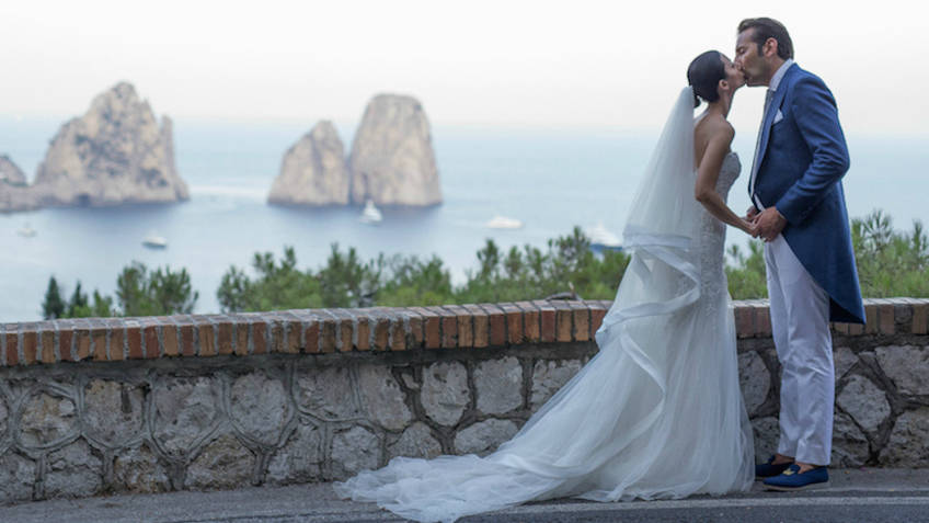 Capri Moments Wedding Planners Anacapri
