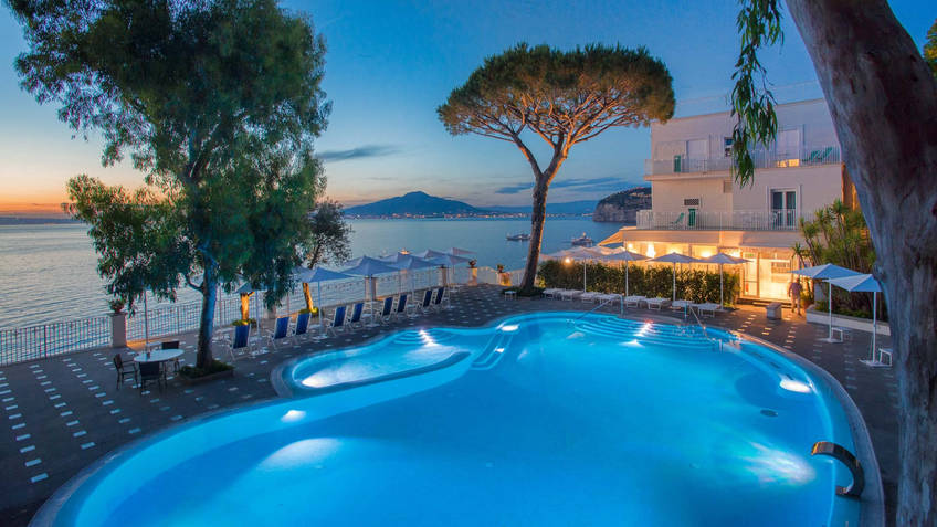 Grand Hotel Riviera 4 Star Hotels Sorrento