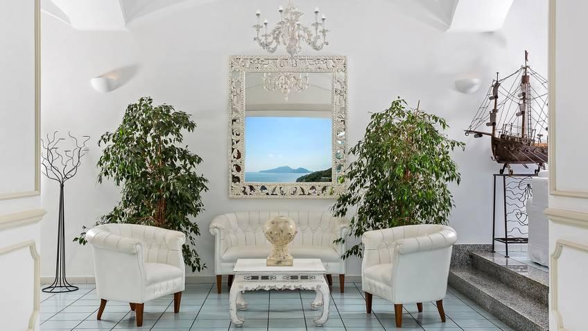 Hotel & Spa Bellavista Francischiello Hotel 3 estrelas Massa Lubrense