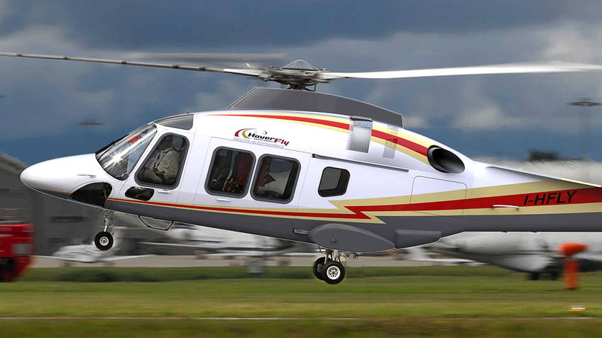 Hoverfly Helicopters Transport and Rental Bellizzi