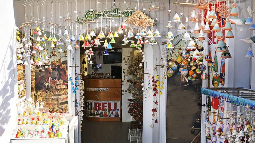 Capri Bell Produtos típicos Capri