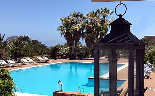 Le Lanterne Resort Pantelleria Hotel