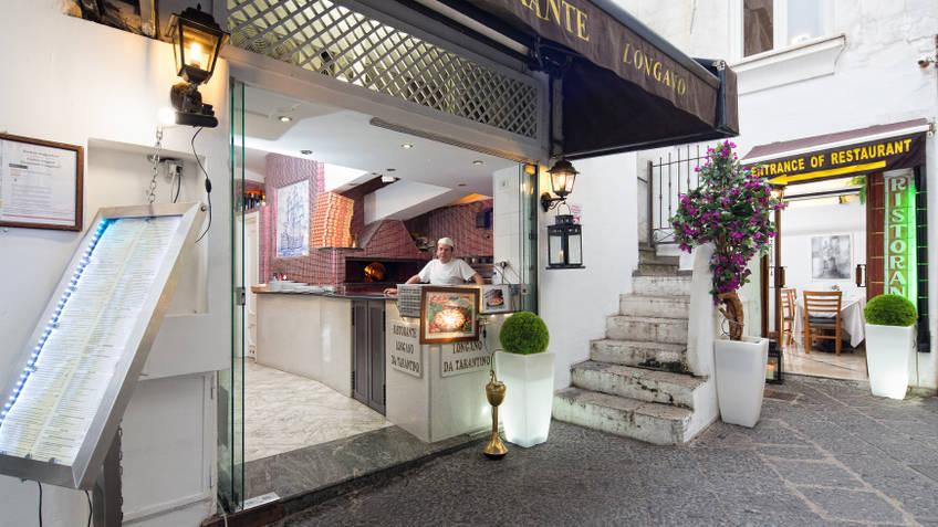 Longano - Da Tarantino Restaurantes Capri
