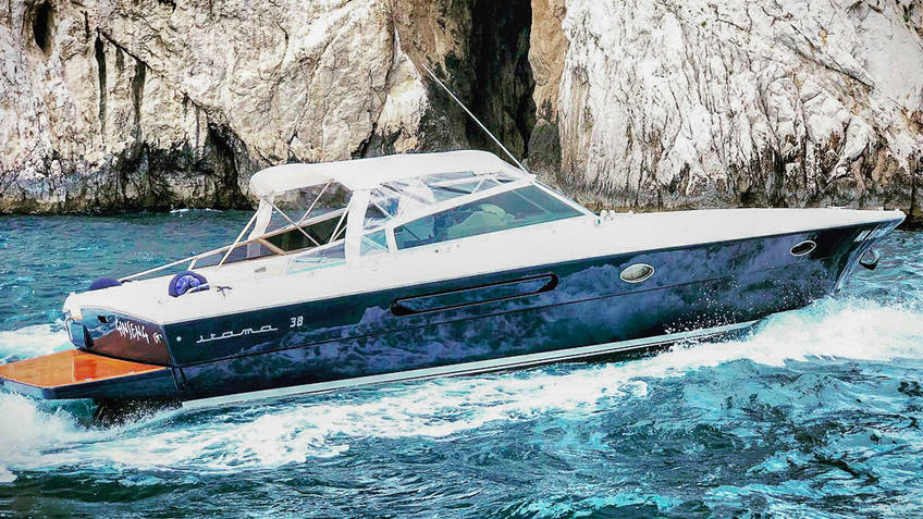 Capri Boat Service Luxury Excursions by sea Capri