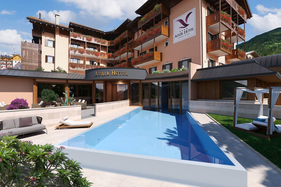 Adler Hotel Wellness Spa Andalo And 36 Handpicked Hotels In The Area
