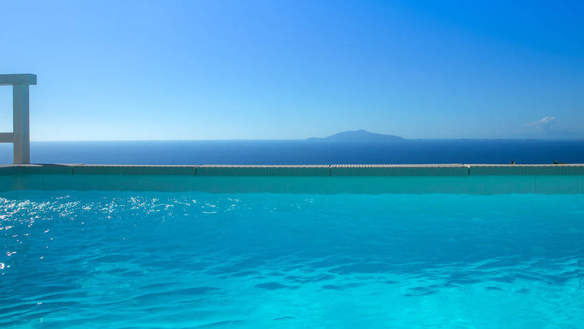 Chalet Azzurro Capri Casas de Luxo Anacapri