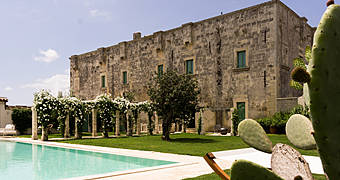 Palazzo Ducale Venturi Minervino di Lecce Ugento hotels