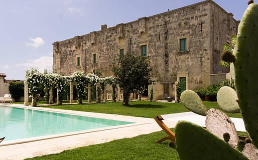 Palazzo Ducale Venturi Minervino di Lecce Hotel
