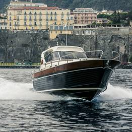 Restart Boat Sorrento