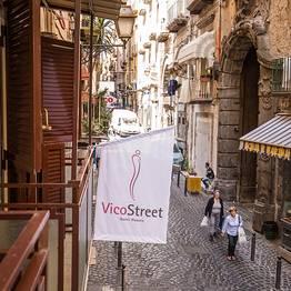 Vico Street  Napoli