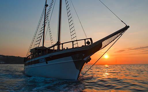 Plaghia Charter - Gozzo Aprea Mare 32 -  10 mt