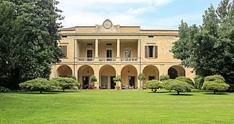 Villa Longo Faverzano Cremona hotels