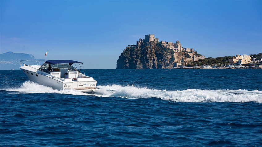 Ischia Charter Giosymar Excursions by sea Ischia